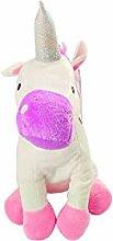 Unicorn Animal Door Stop - Fabric Soft Material,