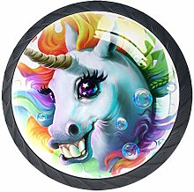 Unicorn FancyUnicorn Fancy Cabinet Hardware Glass