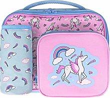 Unicorn Lunch Bag for Girls, Kids Lunchbag