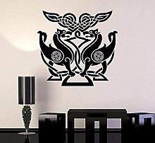 Unicorn Wall Stickers Adhesive Ornament Home Decor
