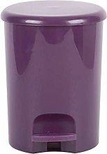 Unicorpse Plastic 5 Litre Pedal Waste Dustbin
