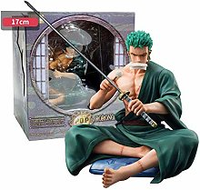 UNILIFE One Piece Anime Figure Roronoa Zoro Wipe
