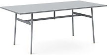 Union Desk - / 180 x 90 cm - Fenix laminate by