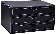 UnionBasic 3-Drawer File Magazine Cabinet -