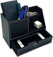 UnionBasic Desk Organizer w/Small Drawer - Pen