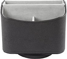 UnionBasic PU Leather 360 Degrees Rotatable Desk