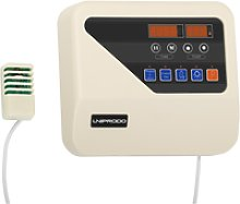 Uniprodo Sauna Control Panel - LED display