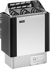 Uniprodo Sauna Heater - 4.5 kW - 30 to 110 °C -