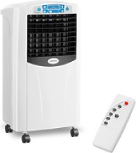 Uniprodo Water Air Cooler with Heating Function -