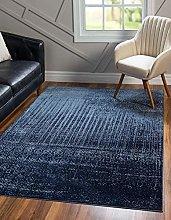 Unique Loom Del Mar Collection Area Rug-