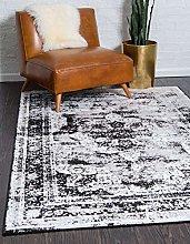 Unique Loom Sofia Collection Area Rug-Traditional