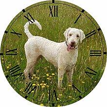 Unique Personalised Photo Clock - Your Image