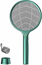 Uniquk 3 in 1 Intelligent Fly Swatter Electric Bug