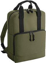 Unisex Adult Cooler Recycled Backpack (One Size)