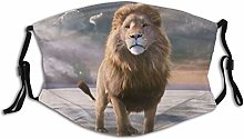 Unisex Reusable Breathable Cloth Ma_sk,Lion Movie