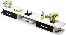 Unit Rack Floating Rack, Wall-Mounted TV Cabinet,