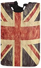United Kingdom Union Jack Grunge Flag Laundry