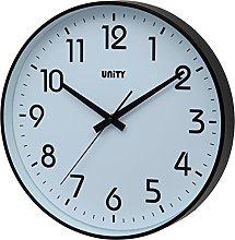 Unity Fradley 30cm 12-Inch Silent Sweep Modern