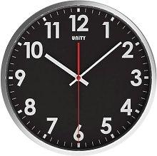 Unity Stratford Silent Sweep Wall Clock