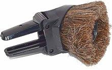Universal 32m Black Combination Round Winged Brush