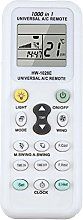 Universal Air Conditioner Remote Control LCD A/C