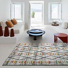 UNIVERSAL Badari Oasis Berber Rug, Multicoloured,