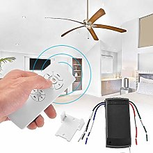 Universal Ceiling Fan Lamp Remote Control Kit