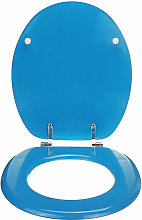 Universal MDF Density Board Toilet Seat Lid Cover Zinc Alloy Hinge Bathroom Mohoo