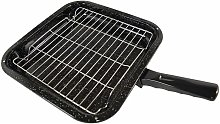Universal Mini Oven Cooker Grill Pan Assembly