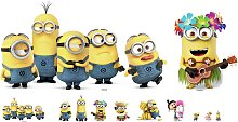 Universal Minions Party Decoration Pack