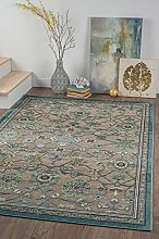 Universal Rugs Oriental Traditional Rectangle