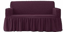 Universal Sofa Cover Stretch with skirt, Furniture