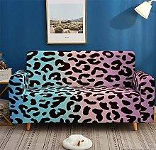 Universal Sofa Slipcover,3D Leopard Universal High