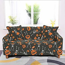 Universal Sofa Slipcover,Pumpkin Head Personality