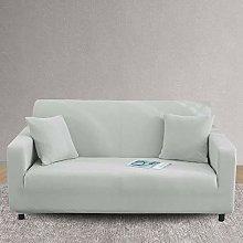 Universal Sofa Slipcover,Retro Milk Shreds Stretch