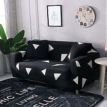Universal Sofa Slipcover,Simple Printing Stretch