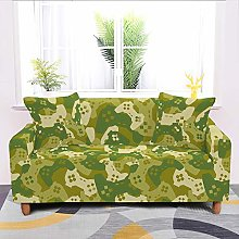 Universal Sofa Slipcover,Stretch Abstract
