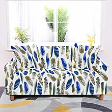 Universal Sofa Slipcover,Stretch Modern Feather