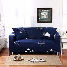 Universal Sofa Slipcover Stretch Printed Nordic