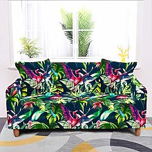 Universal Sofa Slipcover,Stretch Psychedelic