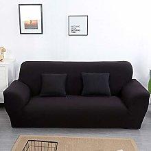 Universal Sofa Slipcover Universal Printing Black