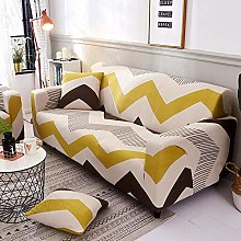 Universal Sofa Slipcover Universal Printing Yellow