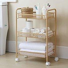 Universal Wheel Set-shelf Floor Bathroom Bedroom