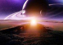 Universe Planet Another World-30x40cm,DIY 5D