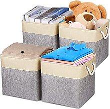 Univivi Storage Baskets set of 4,Storage Basket