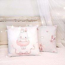 unknow Pillow for girls BALLERINA Nursery cushion