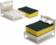 unknow sanmeiyang Cleaning Sponge Holder,Small Bed