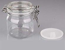 unknow Schwenly Airtight Glass Storage Jars Clip