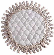 unknow Zoomne Lace Table Mat Round Crochet