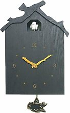 unknows Antique Wooden Bird Cuckoo Clock, Time